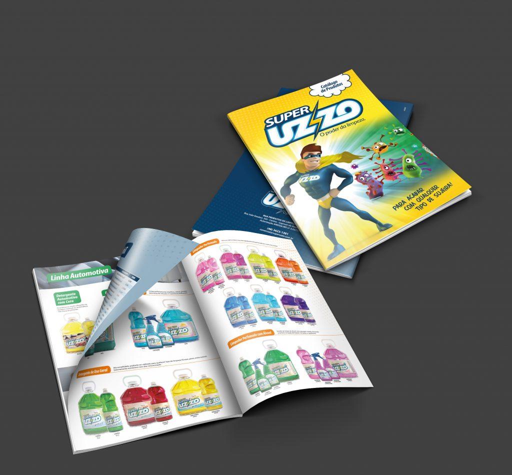 SuperUzzo Catálogo de Produtos