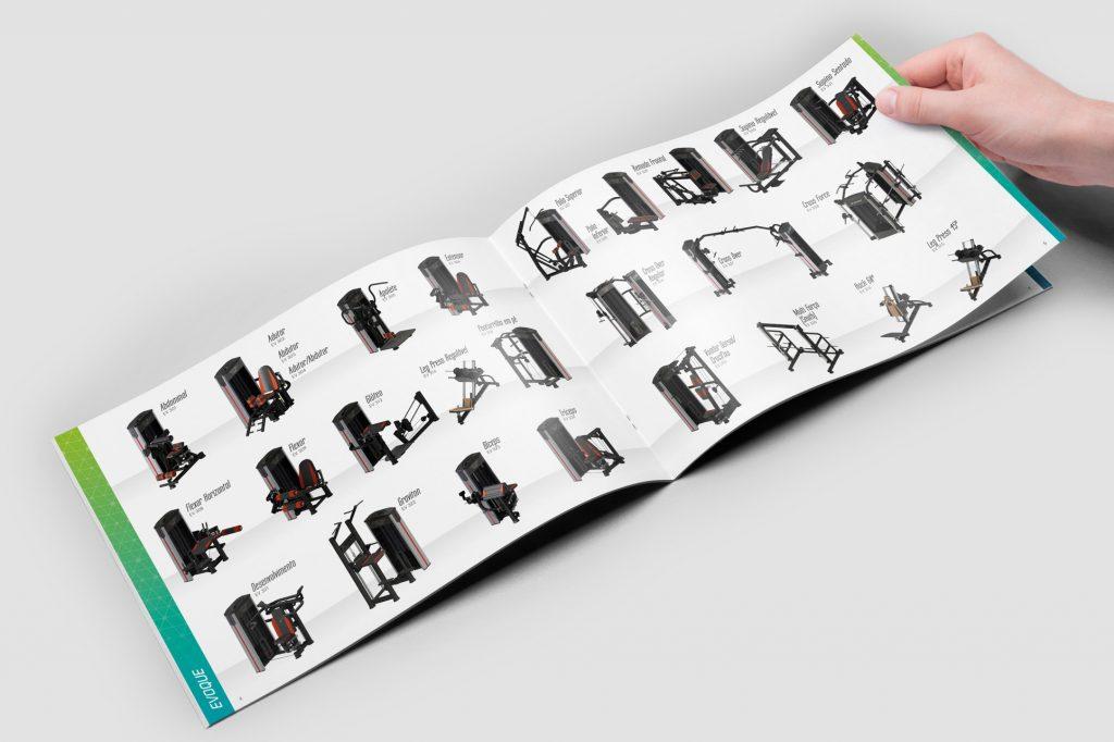 TRG Catálogo TRG Fitness 2016/17 - interno