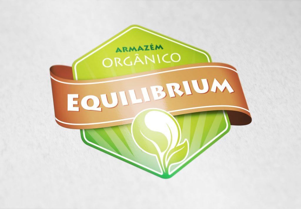 Logo Armazem Ecologico Equilibrium